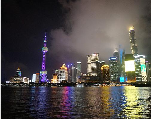 Şangay ve Pekin'e Yolculuk